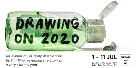 DRAWING ON 2020 | TIM KING | EXHIBITION tickets