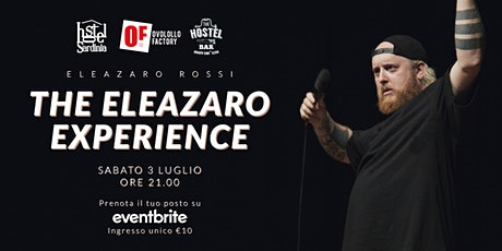 Eleazaro Rossi @ Hostel Sardinia biglietti