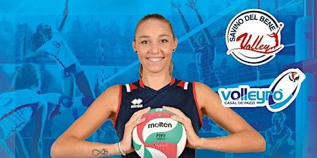 Volley Talent Day - Savino Del Bene & Volleyrò biglietti