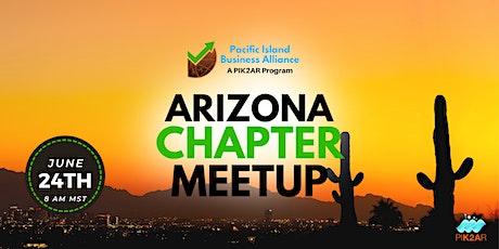 Arizona PIBA | June 2021 | Monthly Online Meetup tickets