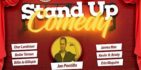 July Comedy Night at Mulligans in Hoboken tickets