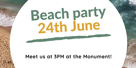 ESN Newcastle Beach Party tickets