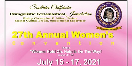 27th Annual Women's Convention tickets