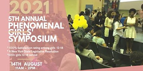 5th Annual Phenomenal Girls' Symposium tickets