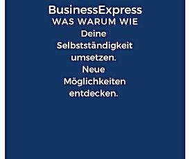 BusinessExpress Dein Workshop für Deine Gründung Tickets