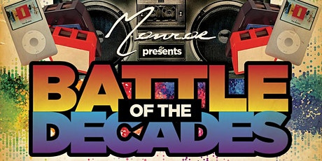 Battle of the Decades : 60s 70s 80s 90s Dance Party tickets
