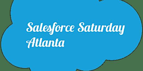 Salesforce Saturday Atlanta - July 10th tickets