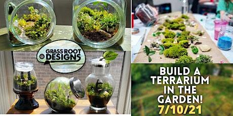 Build a Terrarium at Ben Franklin Community Garden! tickets