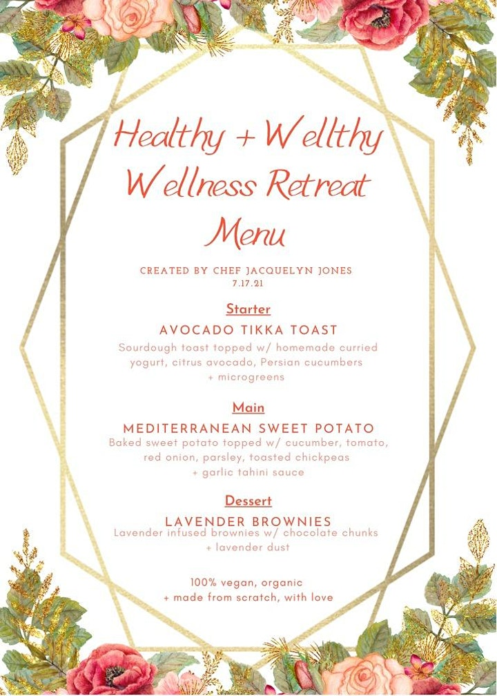 Healthy + {Well}thy Wellness Retreat image