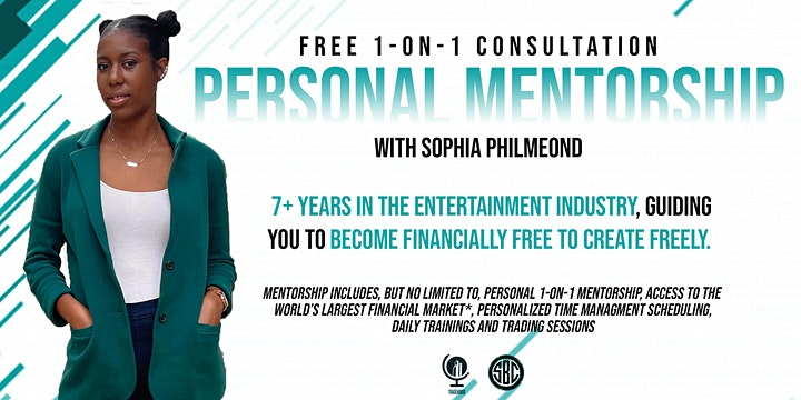 FREE 1-on-1 Consult | Set New Financial Standards with Sophia Philemond image