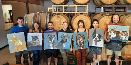 Paint Your Pet Session 1 tickets