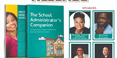 BOOK LAUNCH OF 'THE SCHOOL ADMINISTRATOR'S COMPANION tickets