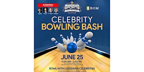 LSHOF Annual Celebrity Bowling Bash tickets