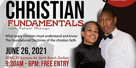 Christian Fundamentals with Xolani Bhengu tickets