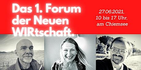 D8 – Das 1. Forum der Neuen WIRtschaft. Tickets