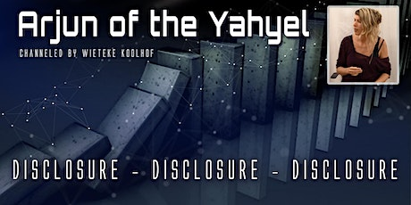 Disclosure - Disclosure - Disclosure | Channeling ARJUN of the YahYel tickets