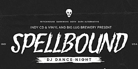 SPELLBOUND Darkwave DJ Dance Night - September 2021 Edition tickets