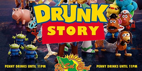 Drunk Story x The Link Up tickets