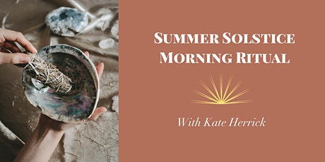 Summer Solstice Morning Ritual tickets