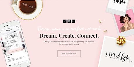 Lifestyle Business High Tea tickets