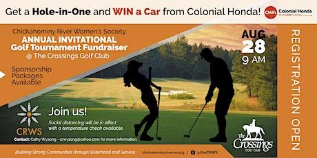 Annual Invitational Golf Tournament Fundraiser tickets