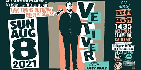 Vetiver + Skyway Man tickets