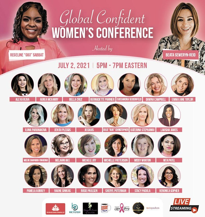 The Global Confident Women's Conference image
