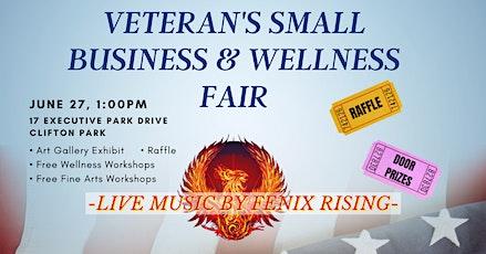 Veteran Owned Small Business & Wellness Fair tickets