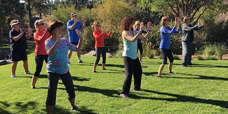 Free Outdoor Qigong Class in McMinnville, OR tickets