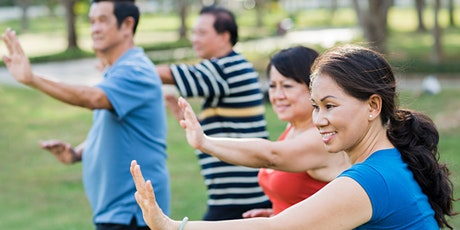 Free outdoor Tai Chi lesson in McMinnville, Oregon! tickets
