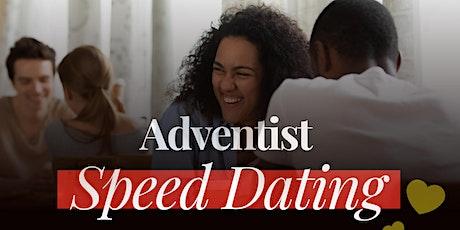 Adventist Speed Dating tickets