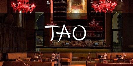 TAO Nightclub - Guest List & Open Bar Signup tickets