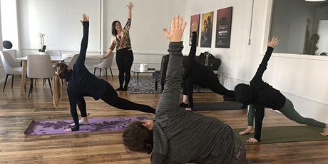 Yoga for Writers Day Retreat tickets