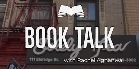 BLOW Book Talk tickets