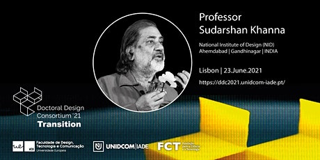 A conversation with Sudarshan Khanna tickets