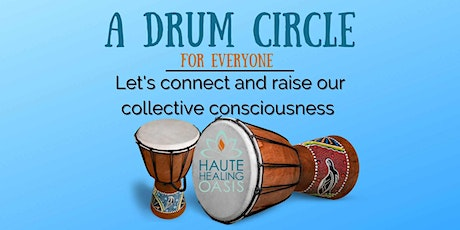A Drum Circle for Everyone tickets