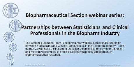 BIOP webinar series:  Putting Pharmacovigilance into Action tickets