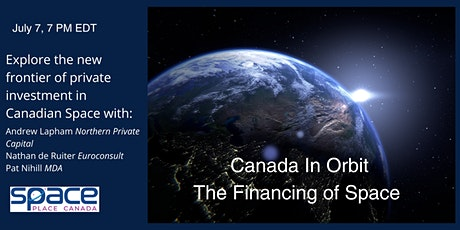 Canada in Orbit: The Business of Space tickets