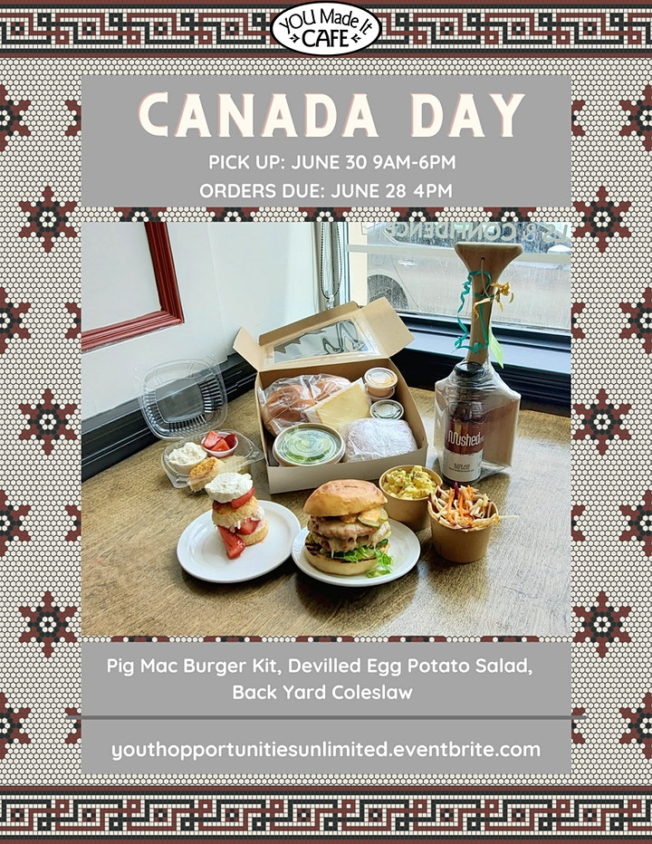 Canada Day with YOU image