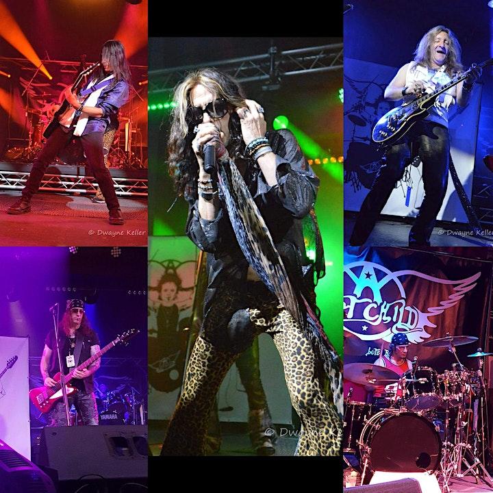 Aerosmith Experience: Last Child at Legacy Hall image