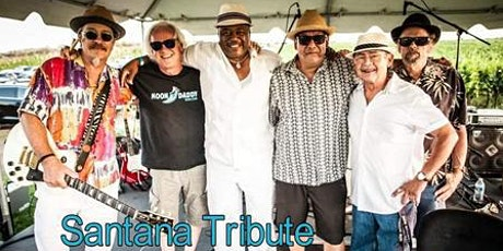 Moon Daddy Band, a Tribute to Santana with Papa G and the J's tickets