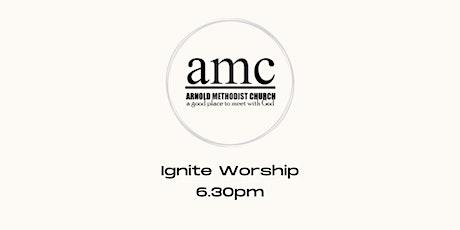 IGNITE Worship tickets