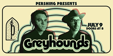Pershing Presents | Greyhounds tickets