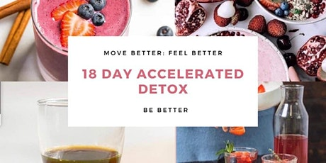 The 18 Day Fat Loss and Detox Challenge!! tickets