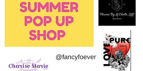 Summer Pop Up Shop tickets