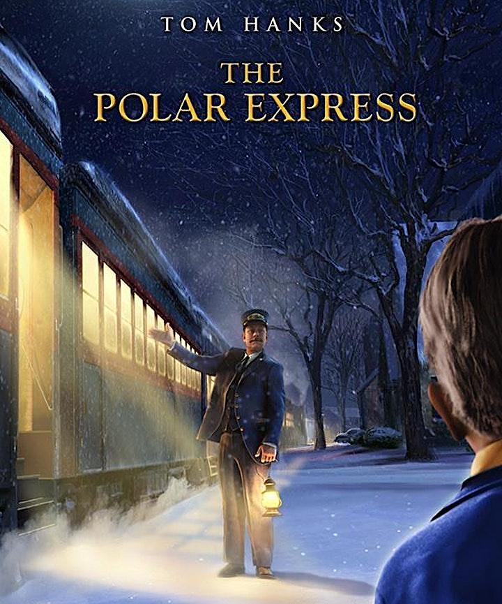 Polar Express Pajama Party! & Film Screening 11AM image
