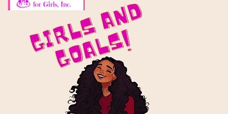 Girls and Goals tickets