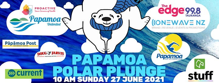 Papamoa Polar Plunge 2021 image