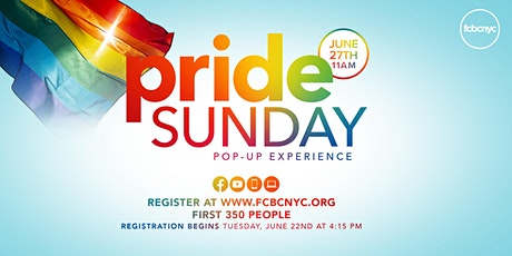 FCBC Pop-Up Worship Experience tickets
