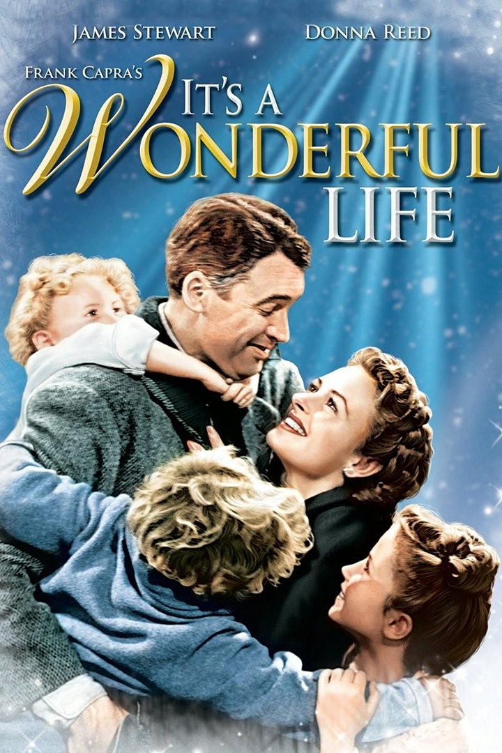 It's a Wonderful Life (1946): Film Screening - EVENING image